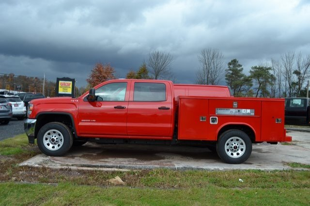 2019 Sierra 3500 Crew Cab 4x4,  Service Body #Q29021 - photo 3