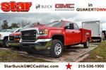 2019 Sierra 3500 Crew Cab 4x4,  Service Body #Q29021 - photo 1