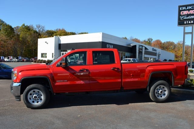 2019 Sierra 3500 Crew Cab 4x4,  Pickup #Q29023 - photo 3