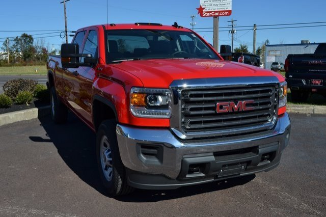 2019 Sierra 3500 Crew Cab 4x4,  Pickup #Q29023 - photo 4