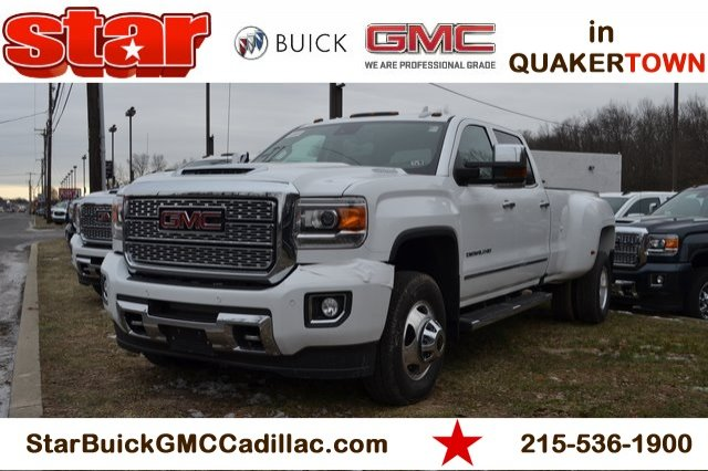 2019 Sierra 3500 Crew Cab 4x4,  Pickup #Q29036 - photo 1