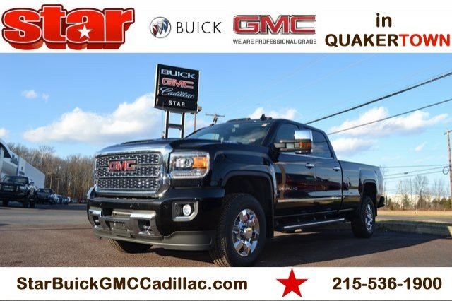 2019 Sierra 3500 Crew Cab 4x4,  Pickup #Q29041 - photo 1