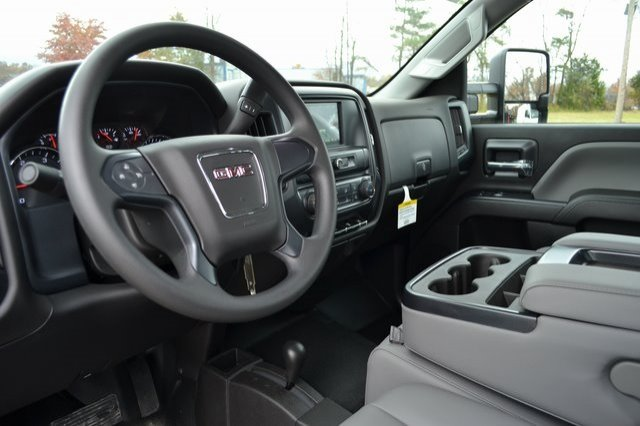 2019 Sierra 3500 Crew Cab DRW 4x4,  Service Body #Q29044 - photo 14