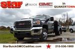 2019 Sierra 3500 Crew Cab DRW 4x4,  Service Body #Q29044 - photo 1