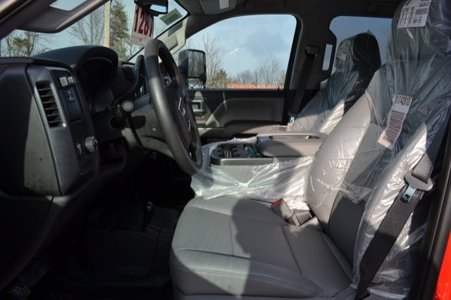 2019 Sierra 3500 Crew Cab DRW 4x4,  Reading Service Body #Q29046 - photo 6