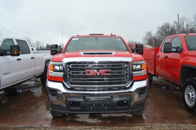 2019 Sierra 3500 Crew Cab 4x4,  Pickup #Q29059 - photo 6