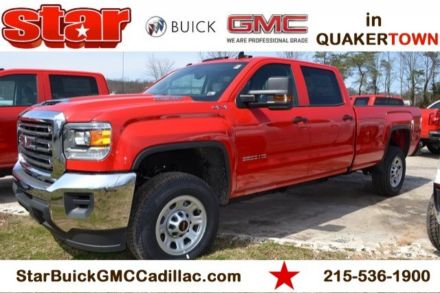 2019 Sierra 3500 Crew Cab 4x4,  Pickup #Q29084 - photo 1
