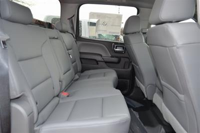 2019 Sierra 3500 Crew Cab 4x4,  Reading SL Service Body #Q29087 - photo 6