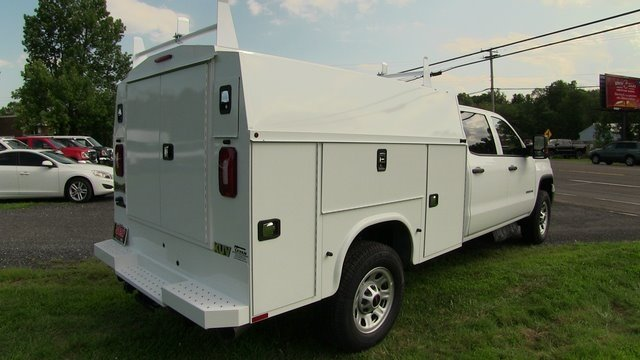 2019 Sierra 3500 Crew Cab 4x4,  Knapheide Service Body #Q29100 - photo 1