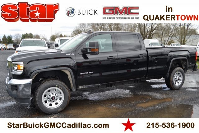 2019 Sierra 3500 Crew Cab 4x4,  Pickup #Q29123 - photo 1