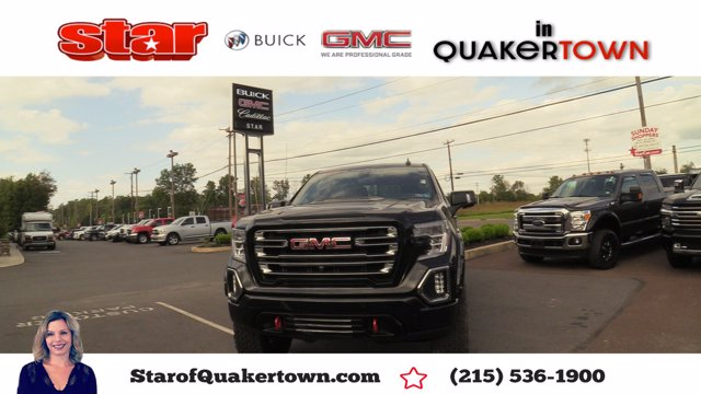 2020 GMC Sierra 1500 Crew Cab 4x4, SCA Performance Pickup #Q400349 - photo 1
