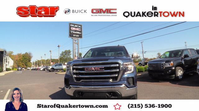 2020 GMC Sierra 1500 Crew Cab 4x4, Pickup #Q400402 - photo 1