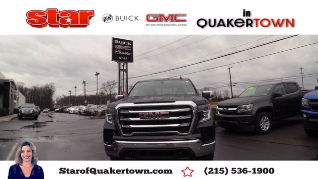 2021 GMC Sierra 1500 Crew Cab 4x4, Pickup #Q410030 - photo 1