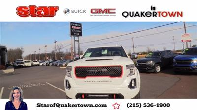 2021 GMC Sierra 1500 Crew Cab 4x4, Pickup #Q410049 - photo 1