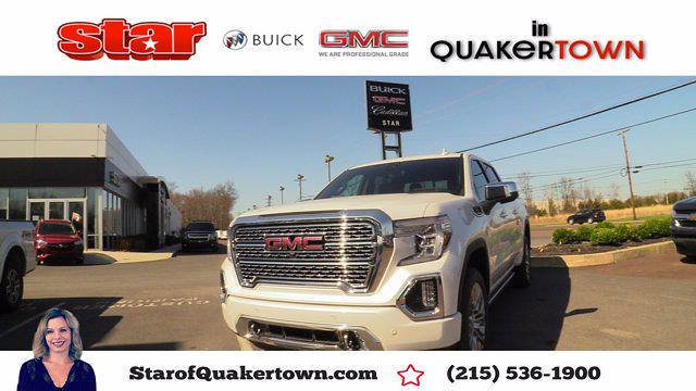 2021 GMC Sierra 1500 Crew Cab 4x4, Pickup #Q410118 - photo 1