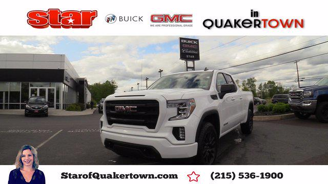 2021 GMC Sierra 1500 Double Cab 4x4, Pickup #Q410140 - photo 1