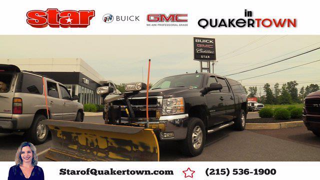 2010 Chevrolet Silverado 2500 Crew Cab 4x4, Pickup #Q410157B - photo 1