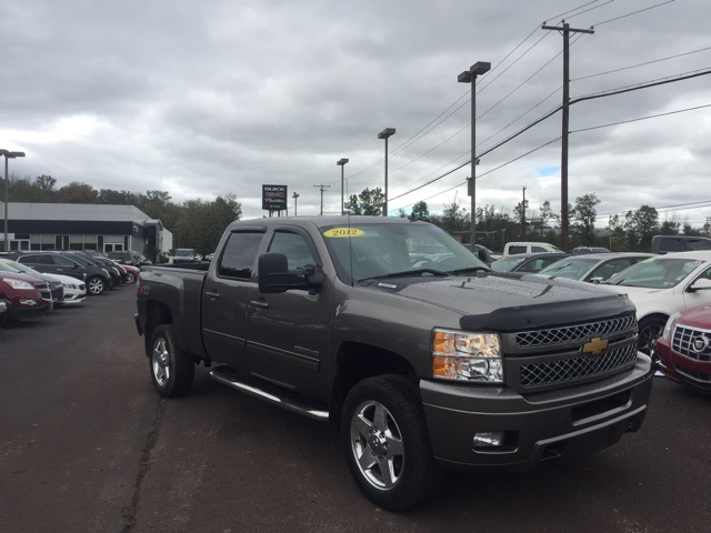 2012 Silverado 2500 Crew Cab 4x4 Pickup #Q470104A - photo 1