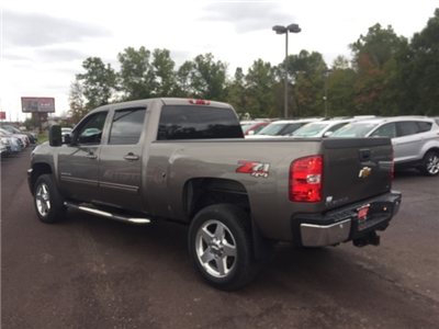 2012 Silverado 2500 Crew Cab 4x4 Pickup #Q470104A - photo 5
