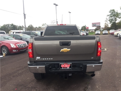 2012 Silverado 2500 Crew Cab 4x4 Pickup #Q470104A - photo 6