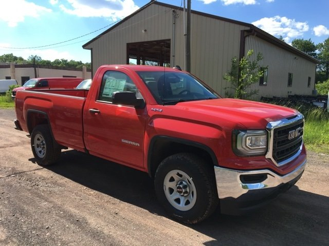 2017 Sierra 1500 Regular Cab, Pickup #Q470139 - photo 1