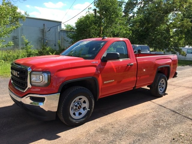 2017 Sierra 1500 Regular Cab, Pickup #Q470139 - photo 5