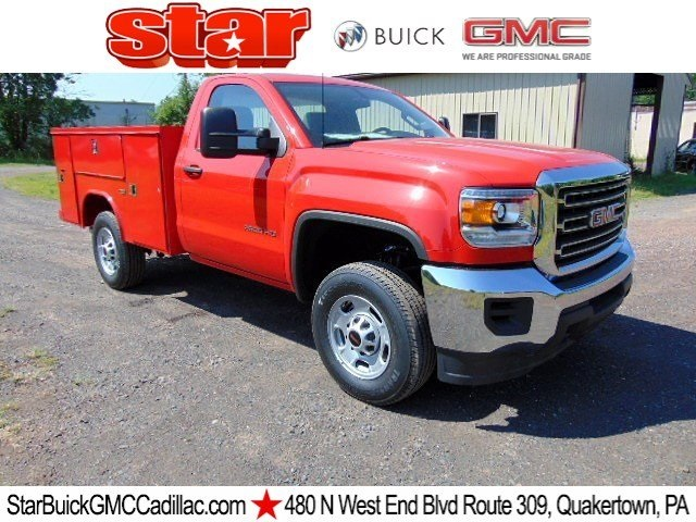 2017 Sierra 2500 Regular Cab, Reading SL Service Body Service Body #Q470161 - photo 1
