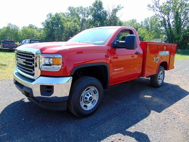 2017 Sierra 2500 Regular Cab, Reading SL Service Body Service Body #Q470161 - photo 4