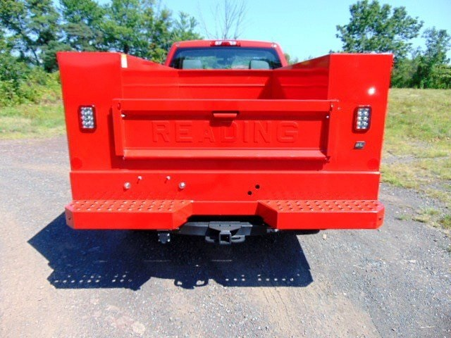 2017 Sierra 2500 Regular Cab, Reading SL Service Body Service Body #Q470161 - photo 6