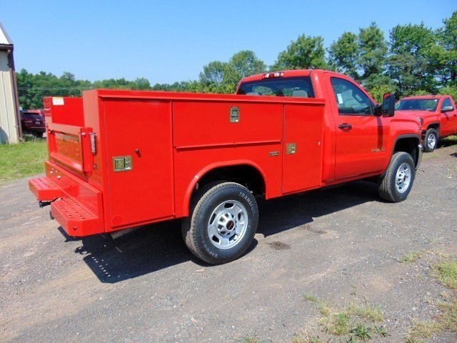 2017 Sierra 2500 Regular Cab, Reading SL Service Body Service Body #Q470161 - photo 2