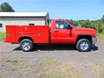 2017 Sierra 2500 Regular Cab, Reading SL Service Body Service Body #Q470161 - photo 7