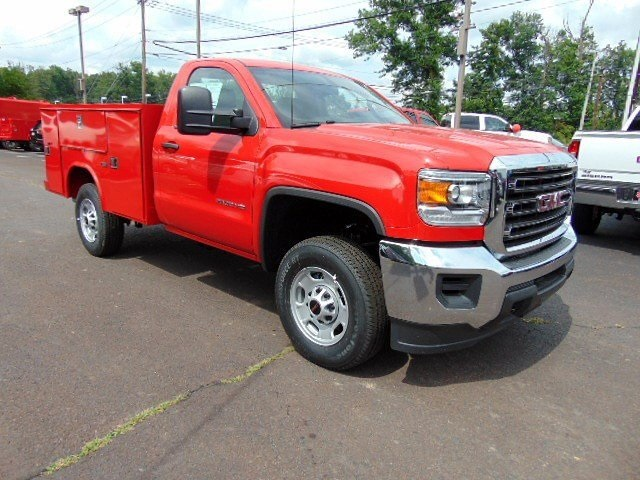 2017 Sierra 2500 Regular Cab, Reading SL Service Body Service Body #Q470162 - photo 4