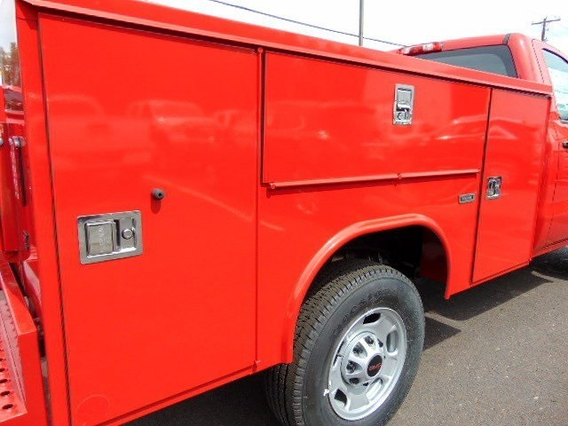 2017 Sierra 2500 Regular Cab, Reading SL Service Body Service Body #Q470162 - photo 12