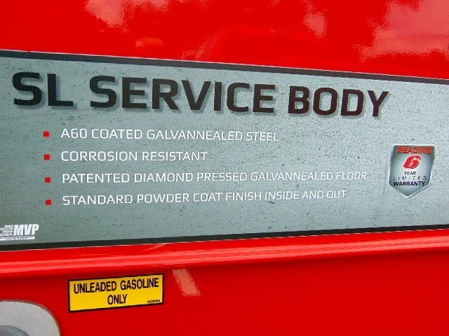 2017 Sierra 2500 Regular Cab, Reading SL Service Body Service Body #Q470162 - photo 13