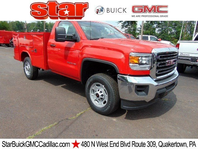 2017 Sierra 2500 Regular Cab, Reading SL Service Body Service Body #Q470162 - photo 1