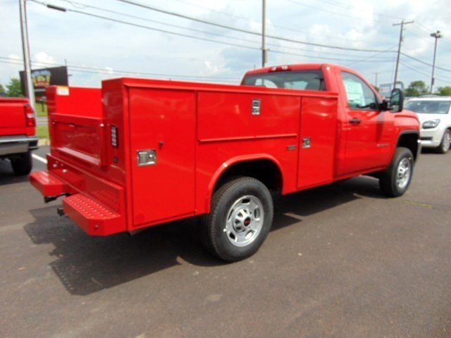 2017 Sierra 2500 Regular Cab, Reading SL Service Body Service Body #Q470162 - photo 2