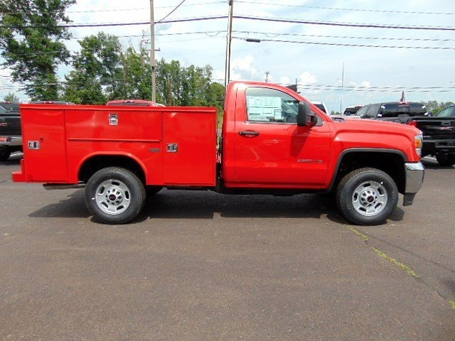 2017 Sierra 2500 Regular Cab, Reading SL Service Body Service Body #Q470162 - photo 8