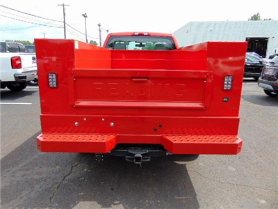 2017 Sierra 2500 Regular Cab, Reading SL Service Body Service Body #Q470162 - photo 7