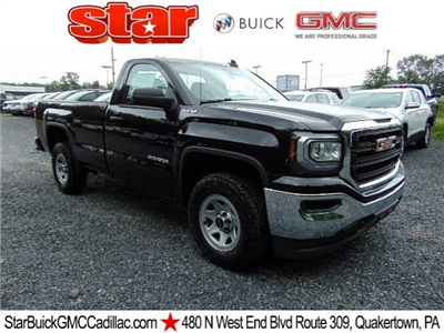 2017 Sierra 1500 Regular Cab Pickup #Q470188 - photo 1