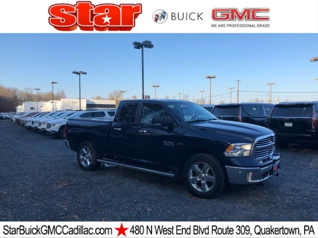 2015 Ram 1500 Quad Cab 4x4 Pickup #Q470194B - photo 1