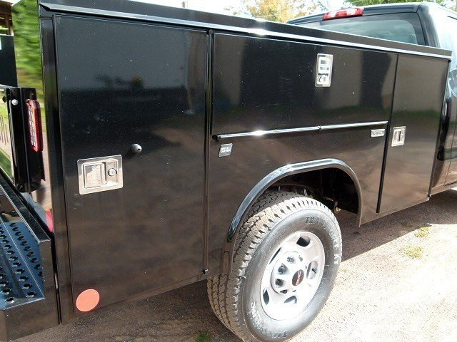 2017 Sierra 2500 Regular Cab Service Body #Q470199 - photo 25