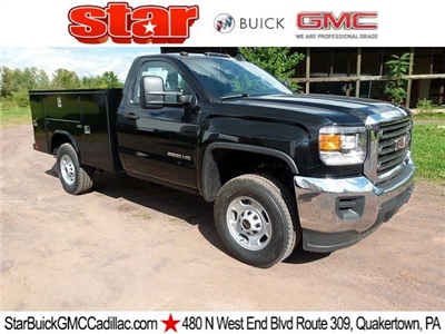 2017 Sierra 2500 Regular Cab Service Body #Q470199 - photo 1
