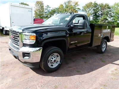 2017 Sierra 2500 Regular Cab Service Body #Q470199 - photo 4