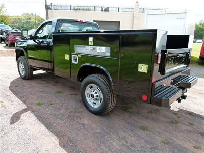 2017 Sierra 2500 Regular Cab Service Body #Q470199 - photo 5