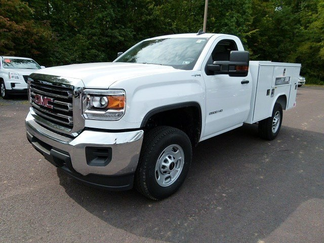 2017 Sierra 2500 Regular Cab 4x4 Service Body #Q470228 - photo 4