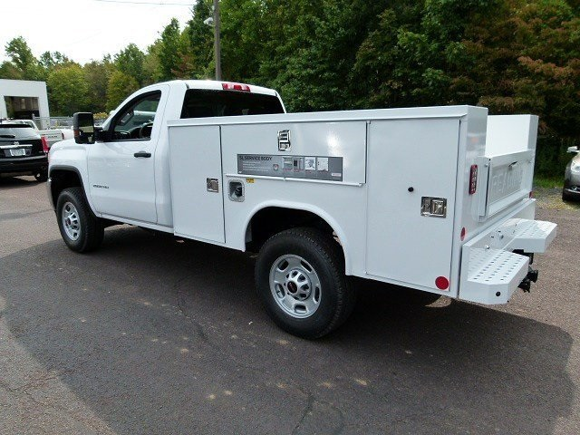 2017 Sierra 2500 Regular Cab 4x4 Service Body #Q470228 - photo 5