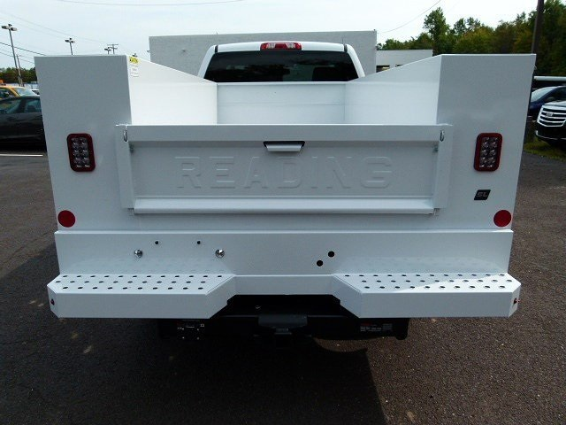 2017 Sierra 2500 Regular Cab 4x4 Service Body #Q470228 - photo 6