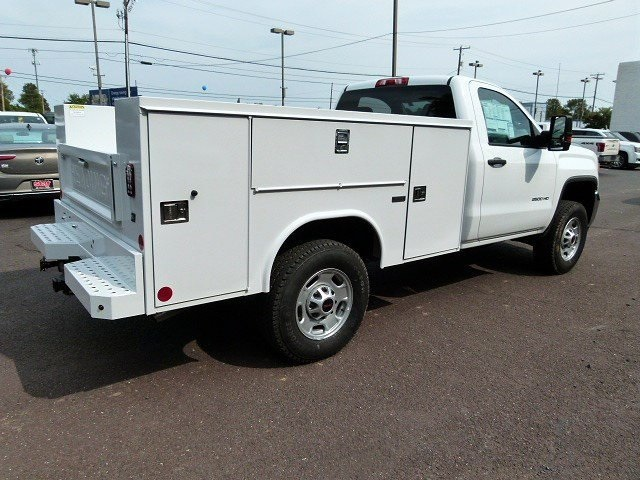 2017 Sierra 2500 Regular Cab 4x4 Service Body #Q470228 - photo 2
