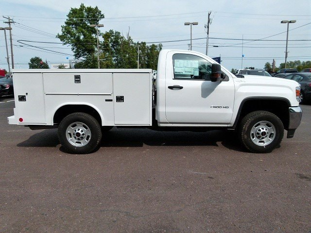 2017 Sierra 2500 Regular Cab 4x4 Service Body #Q470228 - photo 7
