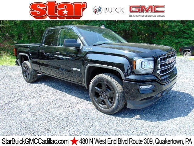 2018 Sierra 1500 Extended Cab 4x4 Pickup #Q480001 - photo 1